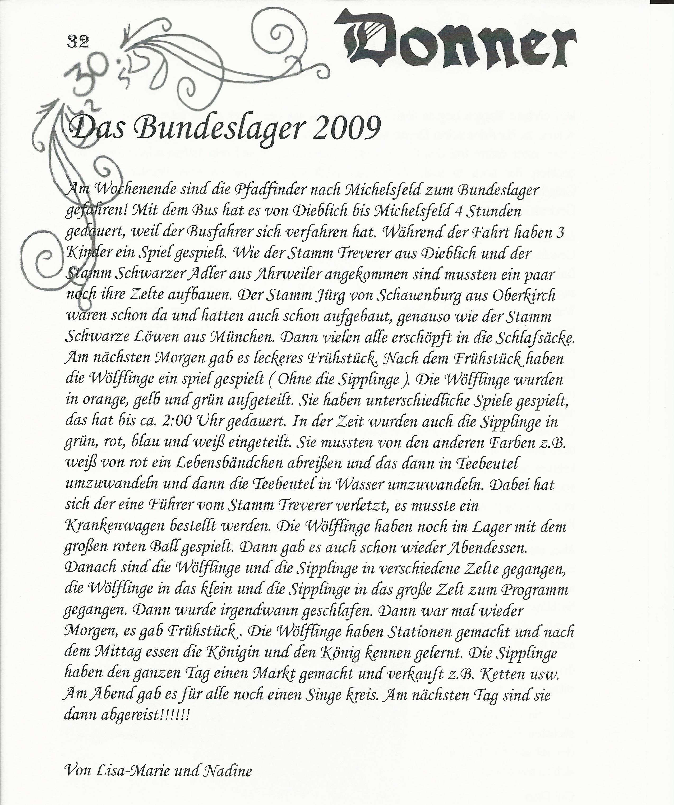 BuLa 2009