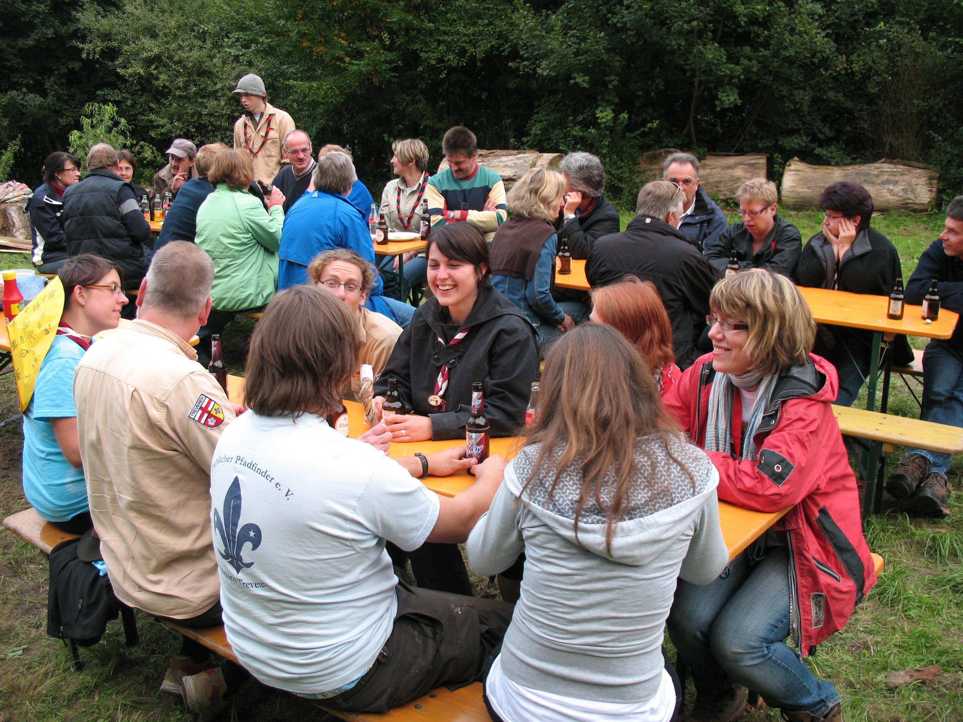 Pfadfinder-Helferfest 2010