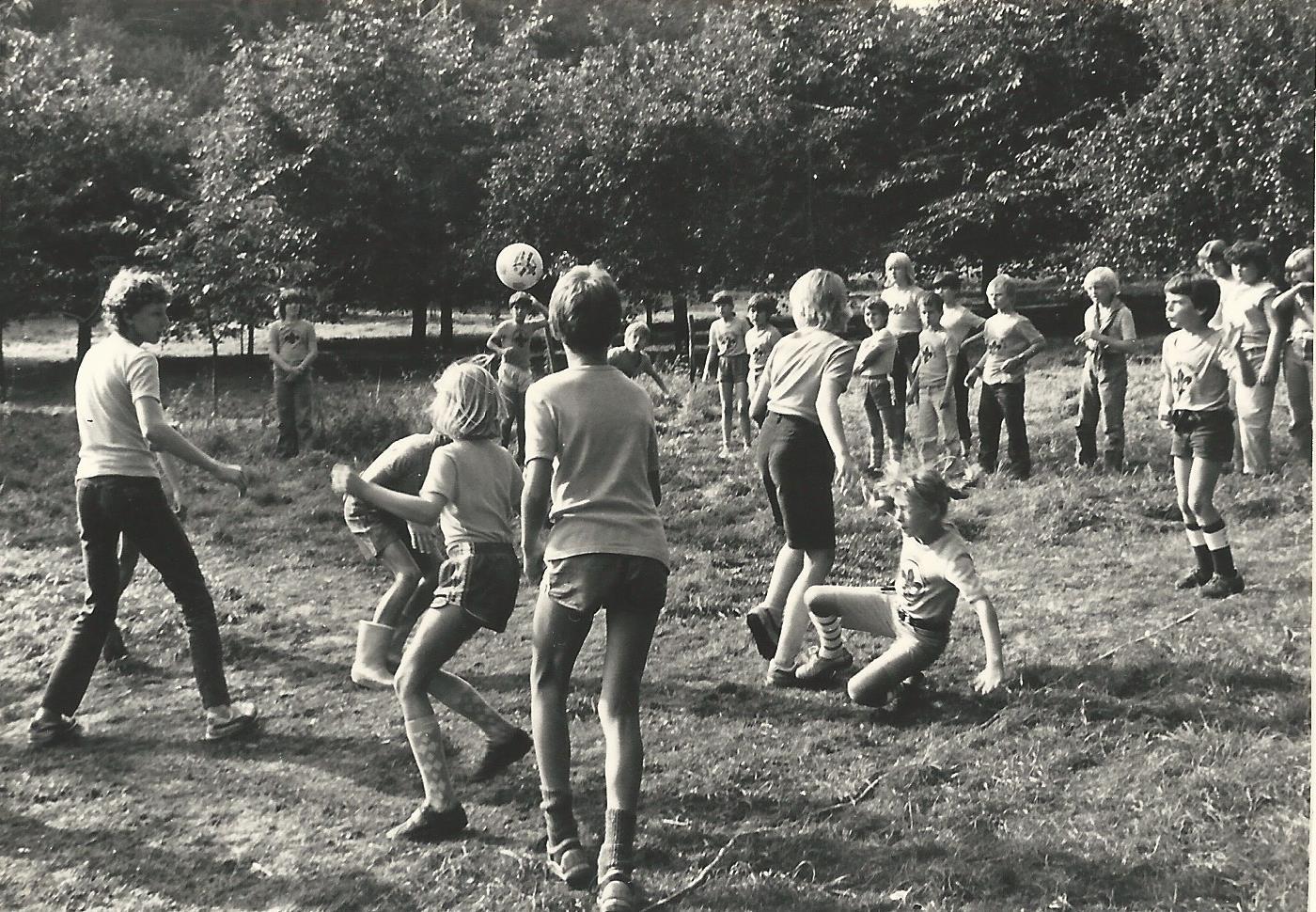 5 Jahre Pfadfinder 19850001