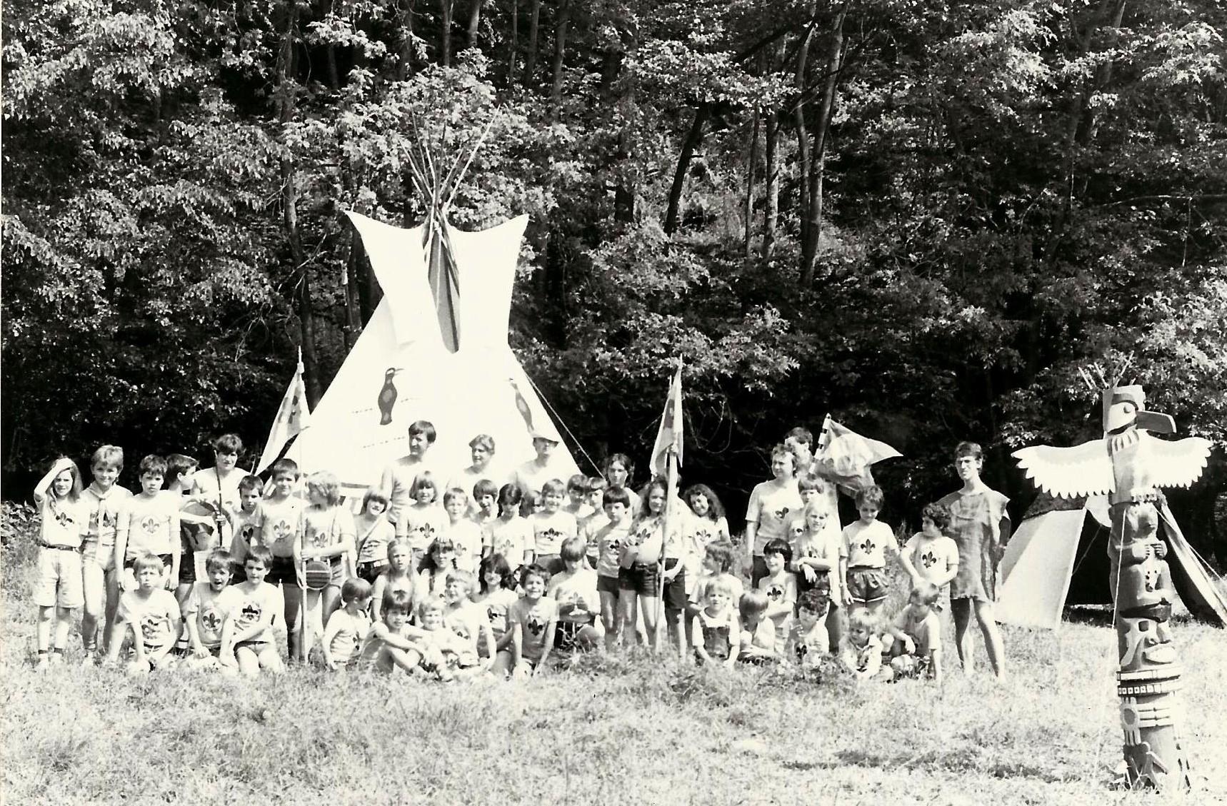 Pfingsten 1985