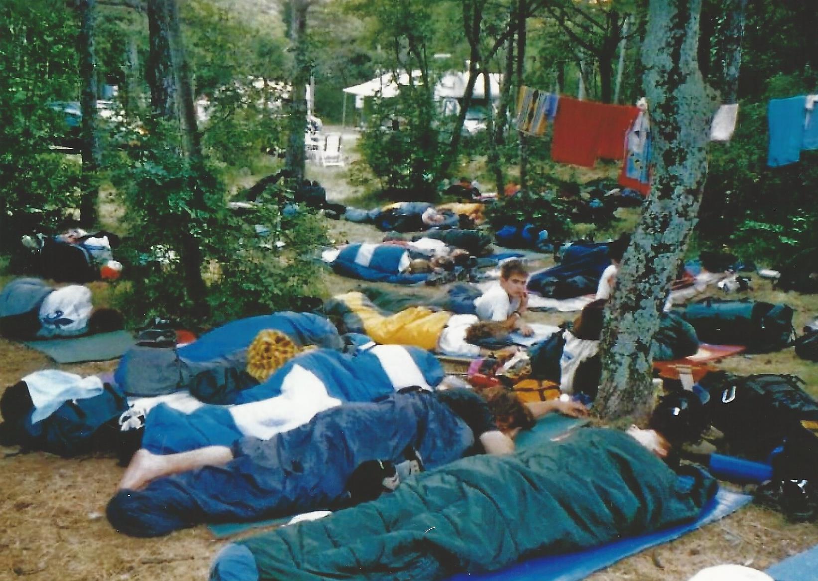 Sommerfahrt 2005 (Kroatien) 2