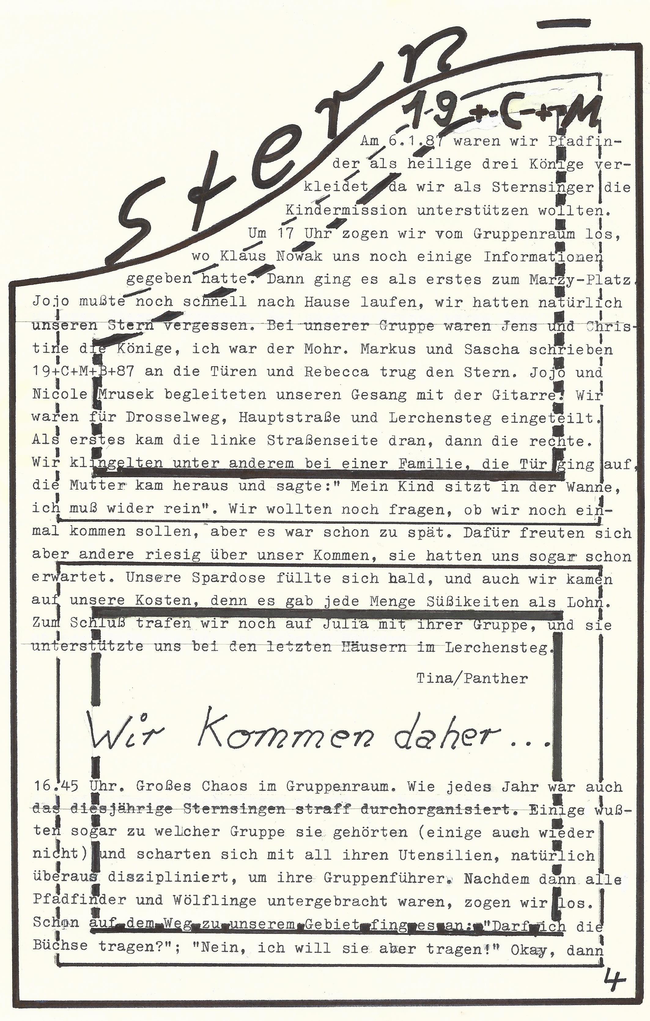 Sternsinger 19870001