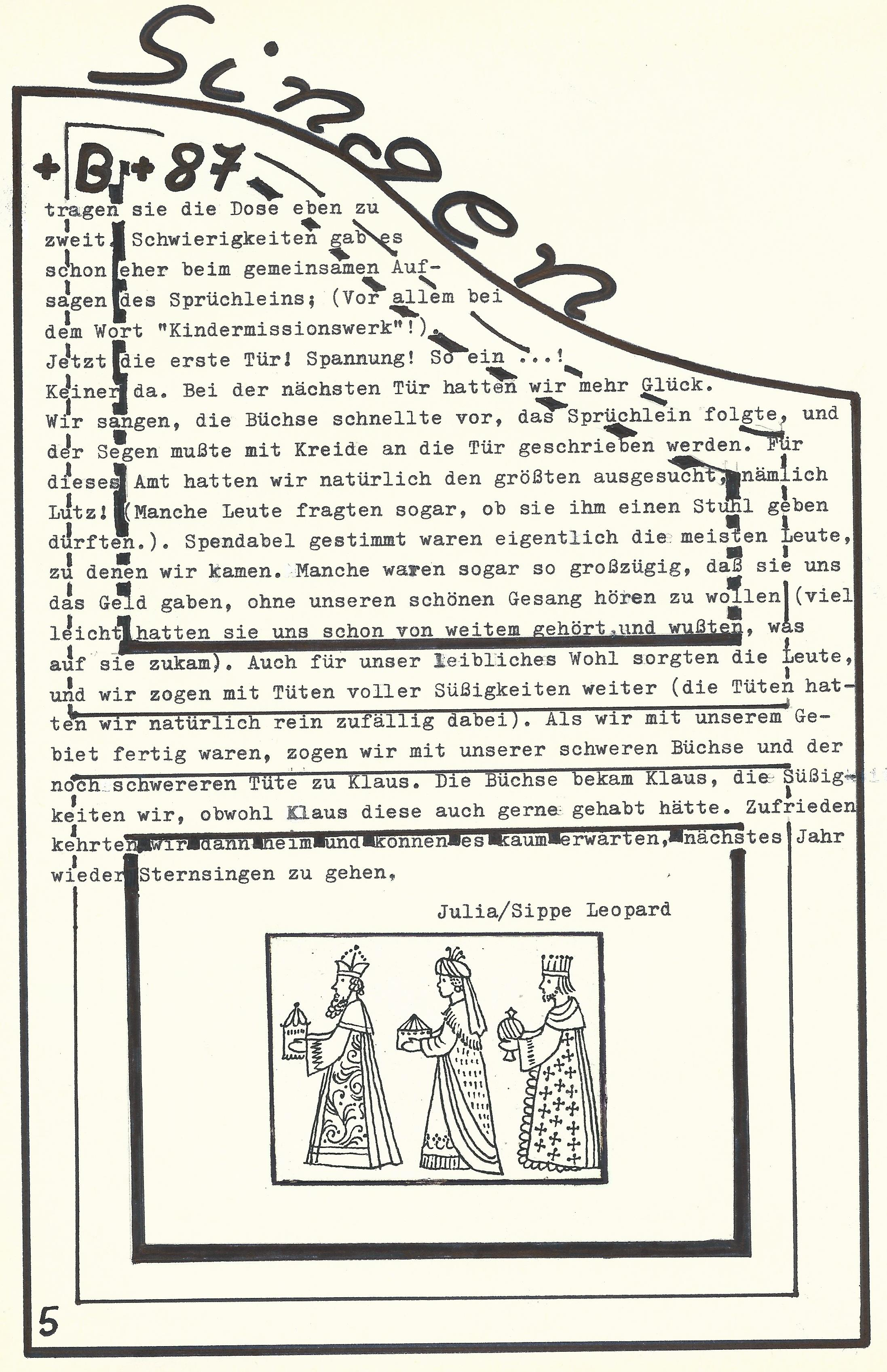 Sternsinger 19870002
